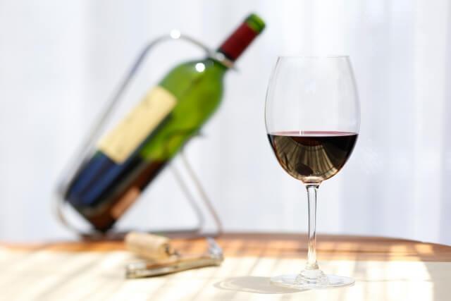 赤ワインのイメージ画像