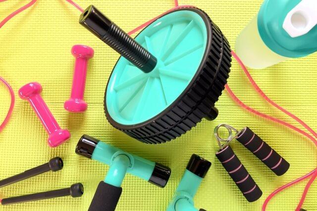 筋トレ道具のイメージ画像