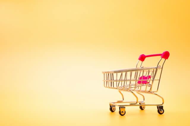 ショッピングカートのイメージ画像