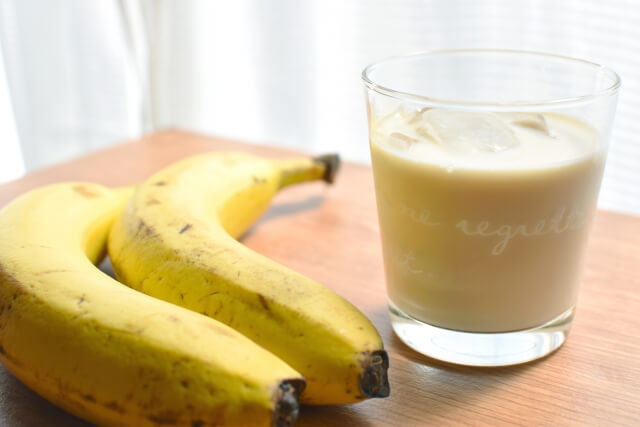 バナナスムージーのイメージ画像